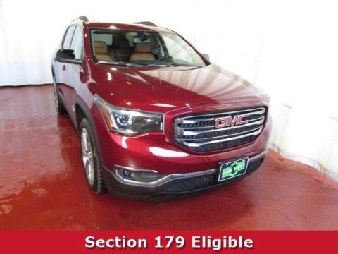 New 2017 GMC Acadia SLT AWD