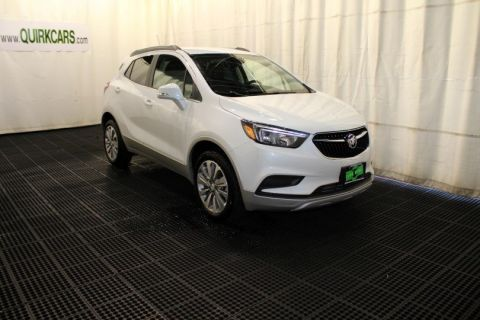 New 2017 Buick Encore Preferred AWD