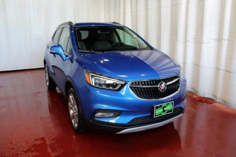 New 2017 Buick Encore Essence AWD