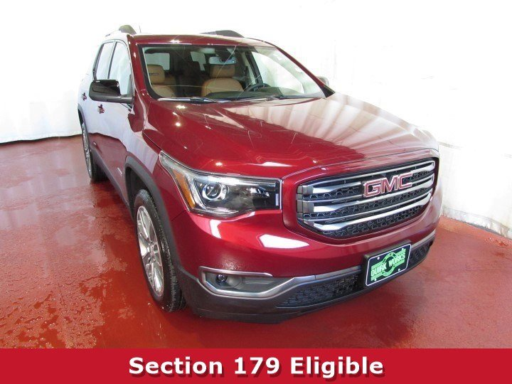 New 2017 GMC Acadia SLT