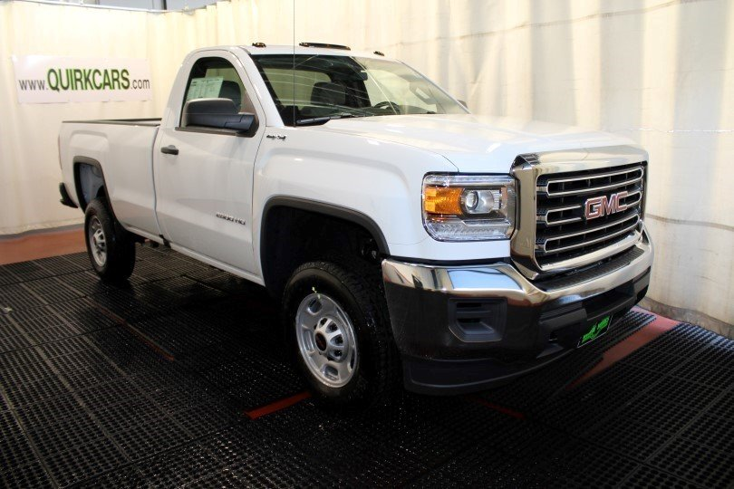 2017 Gmc Sierra 2500HD Regular Cab 4x4