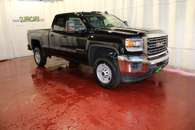2017 Gmc Sierra 2500HD Double Cab 4x4