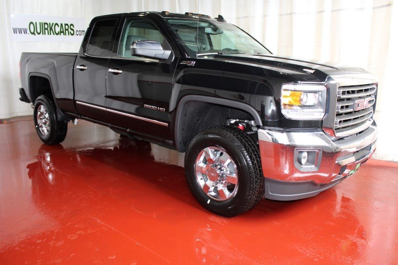 2017 Gmc Sierra 2500HD SLT Double Cab  4WD