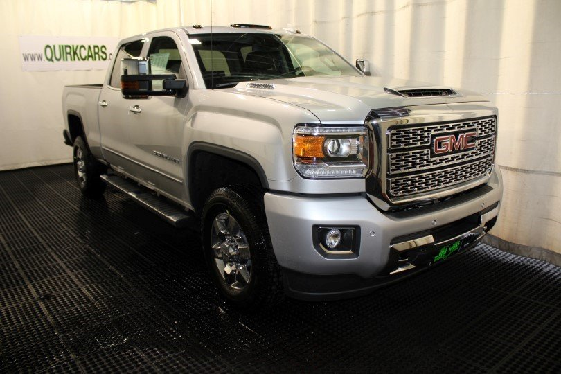 New 2018 Gmc Sierra 3500hd Denali Crew Cab Pickup In Manchester