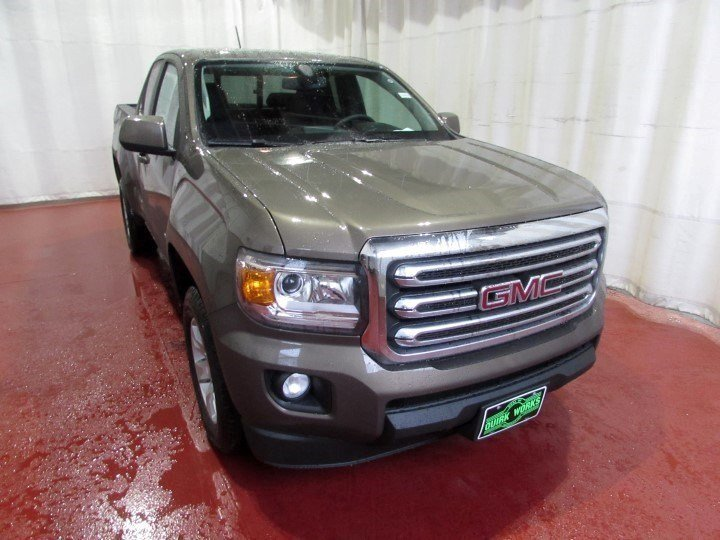 2016 Gmc Canyon Ext. Cab SLE 4WD