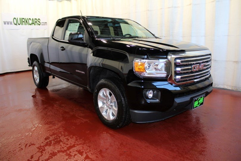 new 2017 gmc canyon 4wd sle extended cab pickup in. Black Bedroom Furniture Sets. Home Design Ideas