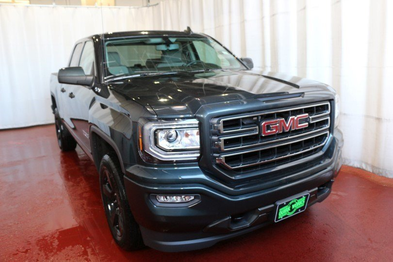 2017 Gmc Sierra 1500 Elevation Extended Cab 4x4