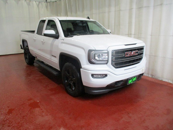 2017 Gmc Sierra 1500 Dbl. Cab Elevation 4X4