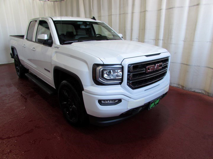 2017 Gmc Sierra 1500 Elevation Dbl. Cab 4X4