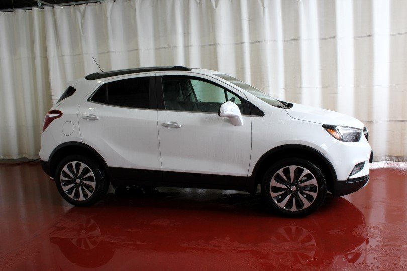 new 2017 buick encore preferred ii sport utility in manchester g13308 quirk buick gmc. Black Bedroom Furniture Sets. Home Design Ideas