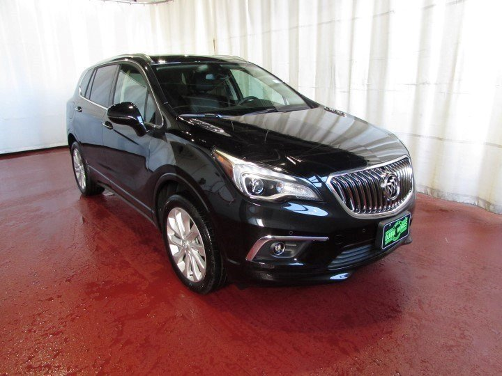 new 2017 buick envision premium i sport utility in manchester g12773 quirk buick gmc. Black Bedroom Furniture Sets. Home Design Ideas